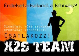 X2S TEAM multisport csapat