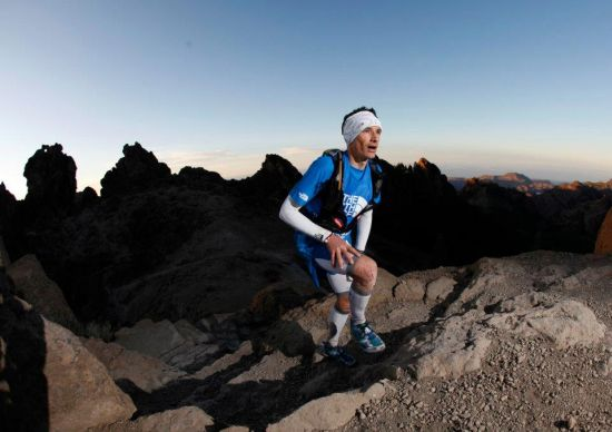 Sébastien Chaigneau, The North Face, Transgrancanaria, terep, ultramaraton